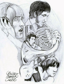 The Who Drawing