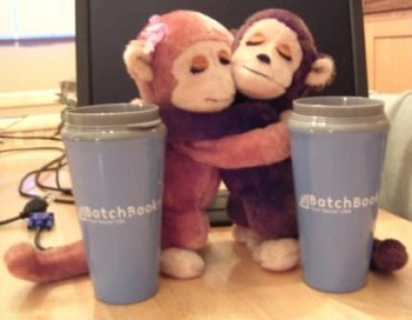 BatchBook Monkey Love