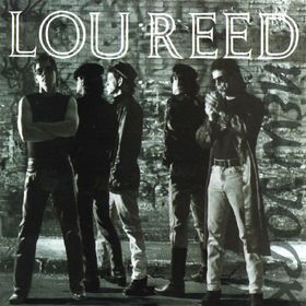 Lou Reed - New York Cover Art