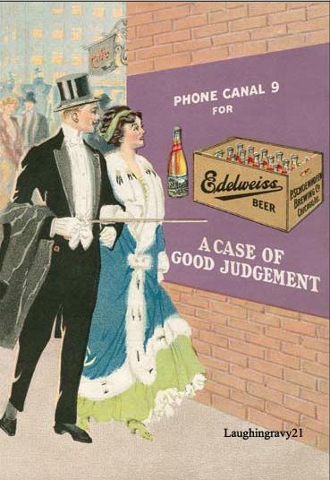 Edelweiss - A Case of Good Judgement