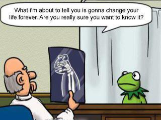 Kermit's Truth